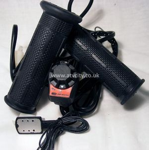 Heated Handlebar Grips -
