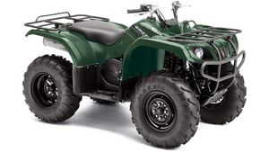 Yamaha YFM350 Grizzly 2WD - Green