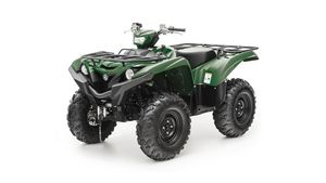 Yamaha YFM700 Grizzly  - Green