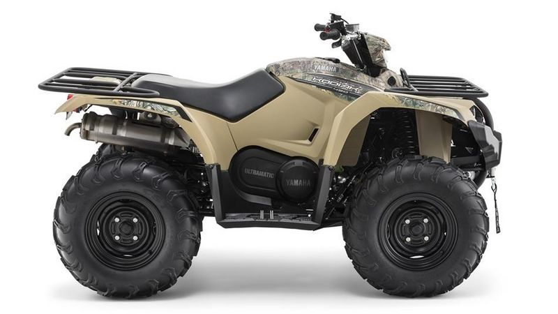Used Yamaha Kodiak  X  Rear Wheel X