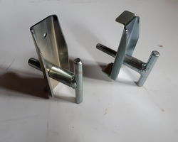 Sprayer Tank Mounting Clamps and T Bolts