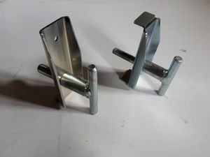 Sprayer Tank Mounting Clamps and T Bolts -