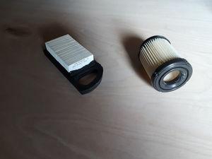 Logic 1.2m Rotary Mower Air Filters -