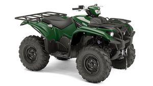 Yamaha YFM700 Kodiak  - Green