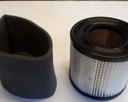 Logic Flail Mower Air Filters