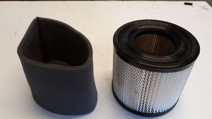 Logic Flail Mower Air Filters -