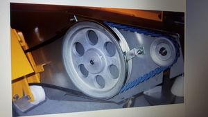 Logic Salt Spreader Drive Belts -