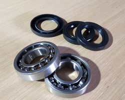 Rotor Bearing/Seal kit for Logic MFG range flail mowers