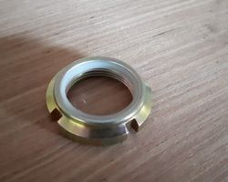 Rotor shaft nut for all MFG Series Flail Mowers