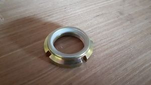 Rotor shaft nut for all MFG Series Flail Mowers -