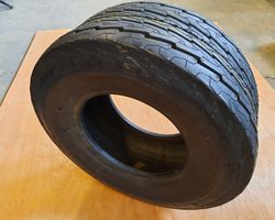 Tyre for some MFG/MFP Flail Mowers and MSC/MSP Sweepers
