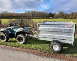 Used ATVs and Attachments