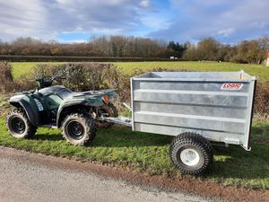 Used ATVs and Attachments -