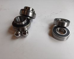 Rear Roller bearings for Logic Flail mowers