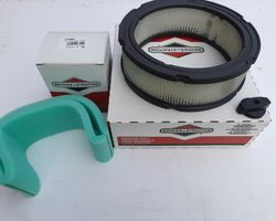 Air Filter for Logic TRM150,1.5m Rotary mower