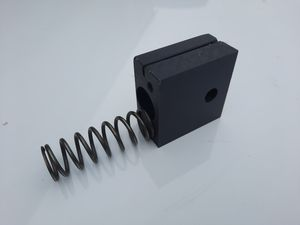 Tensioner Block for all Logic MSP Sweepers - Block tensioner and spring