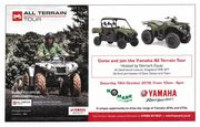 The Yamaha All Terrain Tour