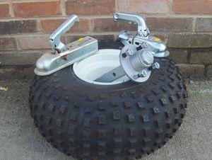 Wheels,axles & couplings -