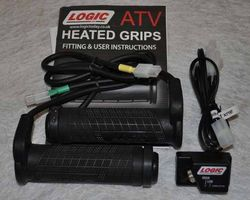 Logic Heated Handlebar Grips.