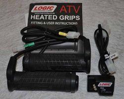 Logic Heated Handlebar Grips.