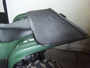 Dog Mat for rear rack of ATV       -