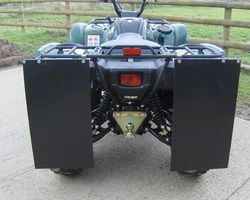 Mudflap Kit .OUT OF STOCK. PLEASE CALL US TO RESERVE WHEN STOCKS COME IN>