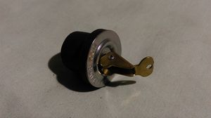 Logic Sprayer Tank Drain Plug -
