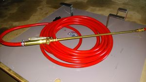 Handlance and Hose Kit -