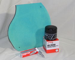 Yamaha Service Kit for YFM550/700 Grizzly SK3