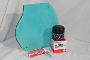 Yamaha Service Kit for YFM550/700 Grizzly SK3 -