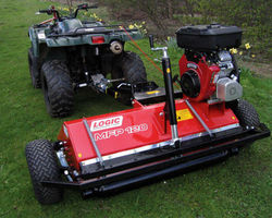 Logic MFP120 Flail Mower/Topper
