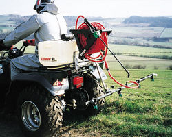 Logic On Board Sprayer Range