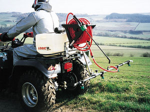 Logic On Board Sprayer Range -