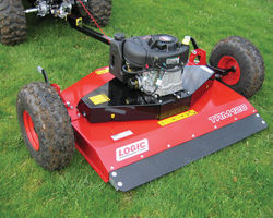 Logic TRM120 Rotary Mower/Topper