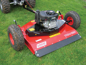 Logic TRM series Rotary Mower/Topper - TRM120 1.2m cut