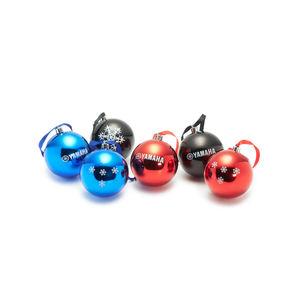 Yamaha Christmas Baubles (set of 6) -