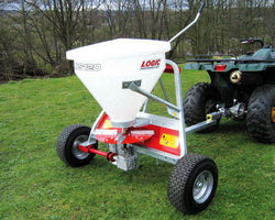 Logic Fertilizer Spreaders