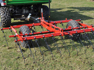 Logic Spring Tine Harrow -