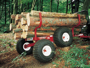 Logic Timber Trailer - THT400 Timber trailer