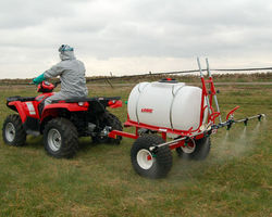 Logic Trailed Sprayers