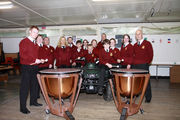 From Quads To Quavers. Tenbury Town Band Buy Two Yamahas!