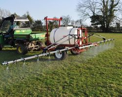 Logic Trailed 6m/8m Sprayers  ( NEW )