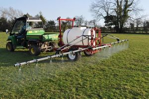 Logic Trailed 6m/8m Sprayers   -