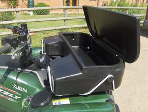 Front/Rear Quad Tool Box -