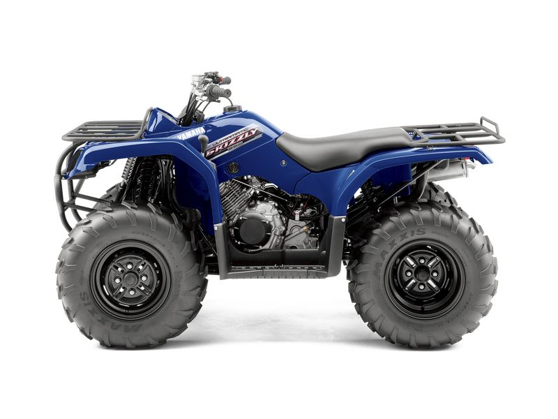 Yamaha grizzly 350 2 4wd for Yamaha 350 grizzly